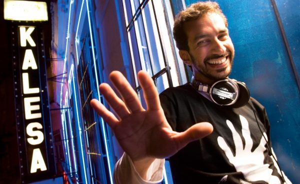 DJ Janot. Foto: divulgação/ Andre Arruda