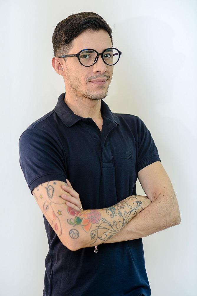 Eduardo Jônata.  Foto: Malu Vieira