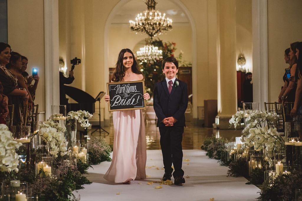 Mais fofuras do casamento de Marcela e Alex. Foto: Juliana Pessoa Fotografia